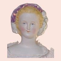 Unusual Parian Portrayal Of Princess Eugenie
