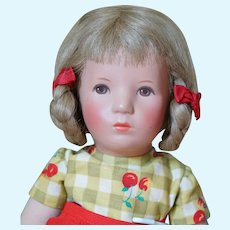 """14"""" Kathe Kruse """" Deutsche Kind ( German Child ) Girl from 1961"""