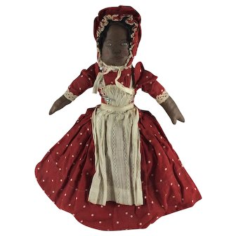 Topsy-Turvy cloth doll