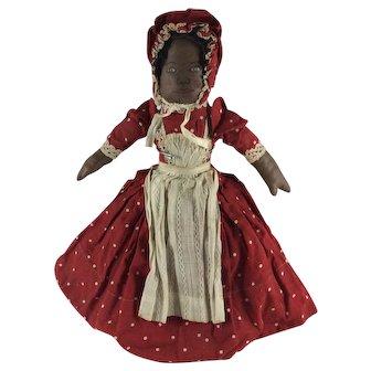 Topsy-Turvy cloth doll