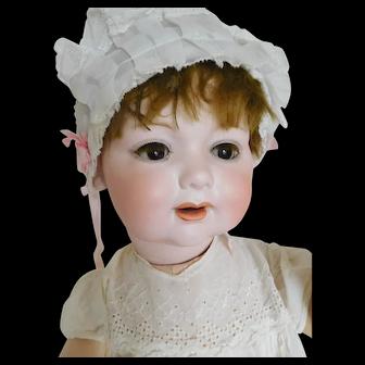 Big & Beautiful! Armand Marseille AM 327 Bisque Socket Head Toddler