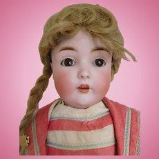 """24"""" Kestner 171 German Bisque Child"""
