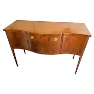 Antique Ameican Inlaid Sideboard