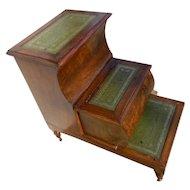 Bed Steps English Circa 1840