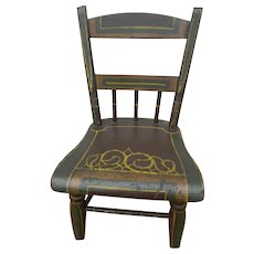 19th Century Childs Chair
