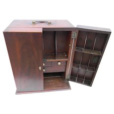 An Early 19th Century Doctors Cabinet