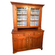 Walnut PA, Dutch Cupboard