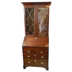 18th Century Dimunitive Secretary Desk