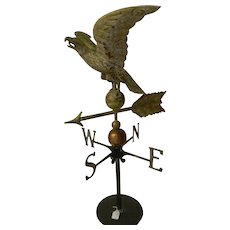 19th Century Eagle Weathervane