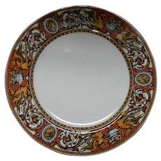 12 Minton Dinner Plates