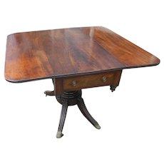 A Fine Philadelphia Sofa Table