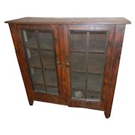 19th Century Pie Cupboard