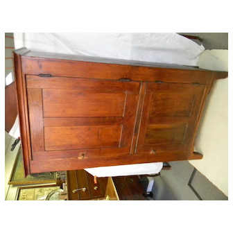 Pennsylvania Pine Wall Cupboard