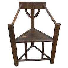 17th Century Tri Chair