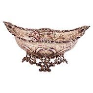 Sterling Silver intricate filigree bowl