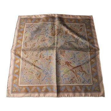 Hermes silk scarf Mosaique au 24 unworn