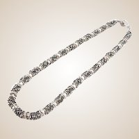 MICHAEL DAWKINS Lady's Sterling Silver (925) Necklace