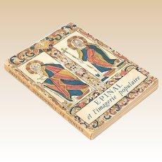 EPINAL et L'Magerie Populaire by Jean Mistler, Francoise Blaudez and Andre Jacquemin With 190 pp.