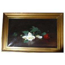 JAMES STUART PARK (Scottish, 1862 - 1933) - Original Signed Oil On Canvas