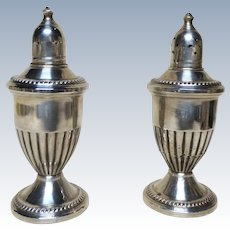 STERLING Weighted Salt and Pepper Shaker Set