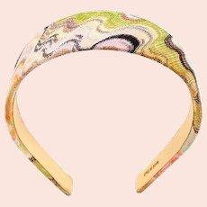Missoni Multicolor Headband