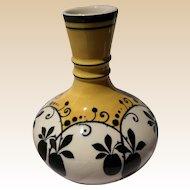BOCH FRERE by Charles Catteau Enameled Vase