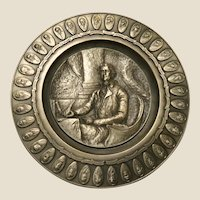 THOMAS JEFFERSON - Presidential Commemorative Series -Limited Edition - International Pewter