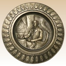 THOMAS JEFFERSON - Presidential Commemorative Series -Limited Edition - International Pewter