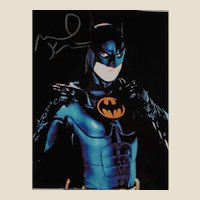 """MICHAEL KEATON """"Batman"""" - Hand-Signed Photo With Certificate of Authenticity"""