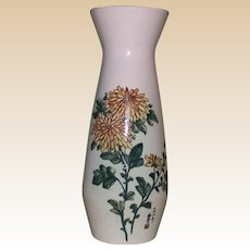 Large and Beautiful Vintage Japanese Vase. Signed