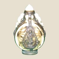 Antique Porcelain Snuff Bottle, Chinese