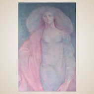 "Leonor Fini - ""L'Amazone"", Signed and Numbered Closed Limited Edition"