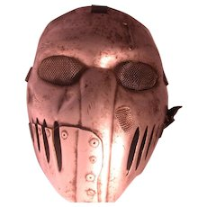 Batman & Robin Henchman's Hockey Mask