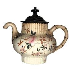 Doulton Burslem Royles Antique Self Pouring Teapot, Circa 1892