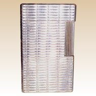 DuPont Cigarette Lighter, Numbered, Circa 1970s