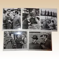 "Billy Wilder's ""Secret Life Of Sherlock Holmes"" - Five Original Publicity Photos - 1970"