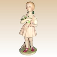 "CYBIS -  ""Heidi"" - Vintage Porcelain From Children To Cherish Series"