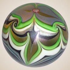Orient & Flume Paperweight - Exquisite!