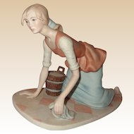 """LASZLO ISPANKY  """"Cinderella"""" Signed and Numbered Limited Edition"""