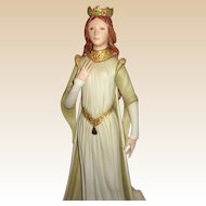 """Cybis  """"Queen Esther"""" Closed Limited Edition - Signed and Numbered"""