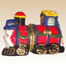 """""""The Little Train That Could"""" Dresser or Trinket Box"""