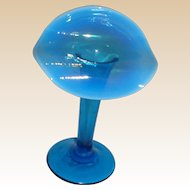 Jack In The Pulpit Art Glass Vase