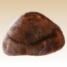 Gwenn Pennington Exclusive Mink Fur Hat/Cap