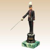 Belgian Royal Military Sentinel Model Presented To General Alexander Haig (U. S. Secretary Of State Under President Reagan)