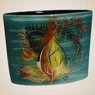 MARC BELLAIRE (1925 - 1994) Vase- Modernistic and Colorful!