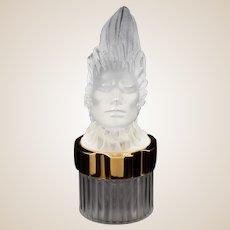LALIQUE Limited Edition Flacon - Larger Phoenix Mascot Perfume Bottle