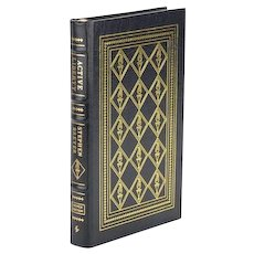 """Easton Press Leather Bound Collector's Edition """"Active Liberty"""" by Stephen Breyer With Certificate of Authenticity by Justice Stephen Breyer."""