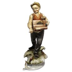 """Borsato - """"The Organ Grinder"""" - You can't resist his expression!"""