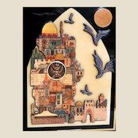"""""""JERUSALEM""""  Beautiful Artwork From Israel"""