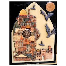 """JERUSALEM""  Beautiful Artwork From Israel"